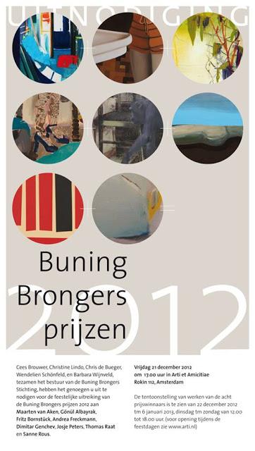 Invitation Buning Brongers