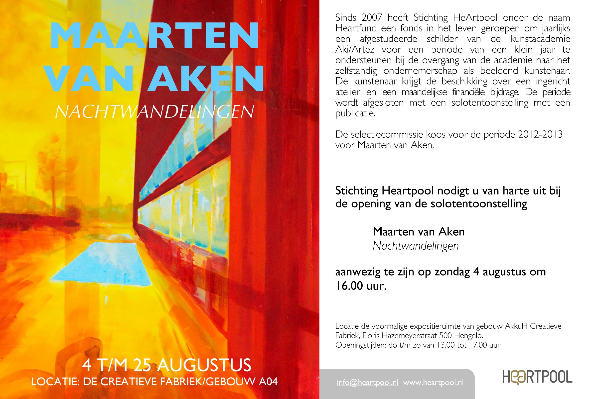Uitnodiging A5 Maarten van Aken2